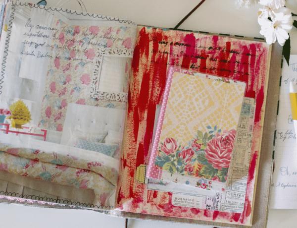 creative through journalling