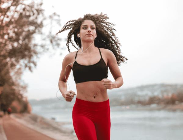 emotional benefits of running